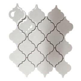 Mosaico Antik H 34 x L 34 cm bianco