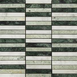 Mosaico Alter H 30 x L 30 cm verde