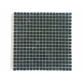 Mosaico Cina H 30 x L 30 cm nero