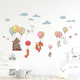 Adesivi Murali E Stickers Per Bambini Leroy Merlin