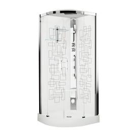Cabina doccia ROYAL 90 x 90 cm