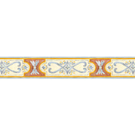 Bordo Intarsio blu 8.8 cm x 5 m