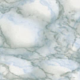 Pellicola Carrara grigio / argento 0.675x2 m
