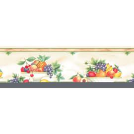 Bordo Cestini bianco 8 cm x 5 m
