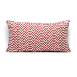 Fodera per cuscino INSPIRE Spiga rosso 50x30 cm