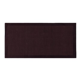 Tappeto Cucina Nevra marrone 150x55 cm