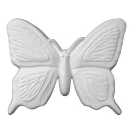 Clip in polistirene espanso Tatuaggi murali 3D Papillon 21 x 20 cm