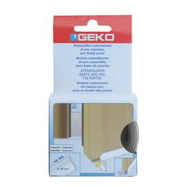 Guarnizione sottoporta Geko adesivo trasparente