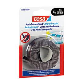 Nastro antiscivolo TESA 20 mm x 0.6 m nero