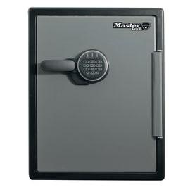 Cassaforte con codice elettronico MASTER LOCK LFW205FYC da appoggio 47.2 x 60.3 x 49.1 cm