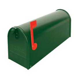 Cassetta postale formato Rivista, verde, L 17 x P 48 x H 22 cm