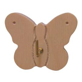 Gancio adesivo Farfalla per quadri