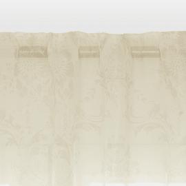 Tenda Sogno beige passanti nascosti 140x280 cm