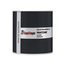 Smalto PANTONE base acqua grigio anthracite 0.5 L