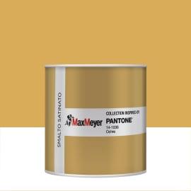 Smalto PANTONE base acqua giallo ochre 0.5 L