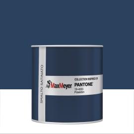 Smalto PANTONE base acqua blu poseidon 0.5 L
