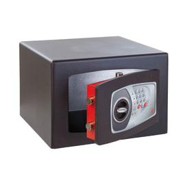 Cassaforte con codice elettronico TECHNOMAX NMT/4 da appoggio 40 x 28 x 35 cm