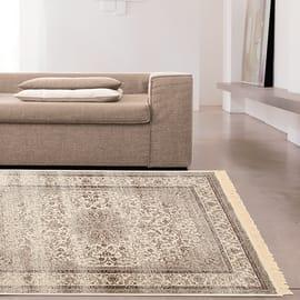 Tappeto persiano Orient kashan multicolor 160x230 cm