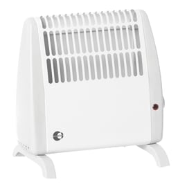 Termoconvettore EQUATION Labs bianco 500 W