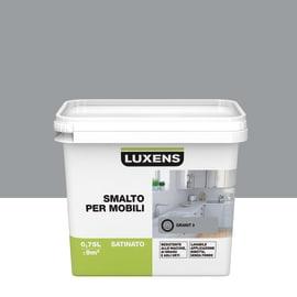 Pittura di ristrutturazione per mobili LUXENS per mobili grigio granito 3 0.75 L