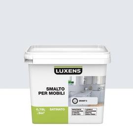 Pittura di ristrutturazione per mobili LUXENS per mobili grigio granito 6 0.75 L