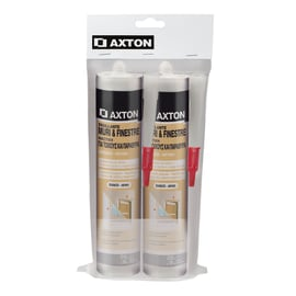 Silicone AXTON bianco 310 ml