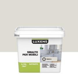 Pittura di ristrutturazione per mobili LUXENS per mobili marrone trench 6 0.75 L