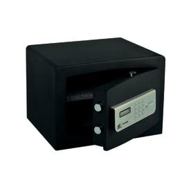 Cassaforte con codice elettronico STANDERS Standers fissaggio a pavimento<multisep/>da fissare a parete 35 x 25 x 30 cm