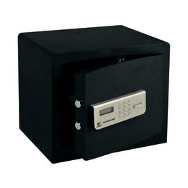 Cassaforte con codice elettronico STANDERS Standers fissaggio a pavimento<multisep/>da fissare a parete 40 x 33 x 30 cm