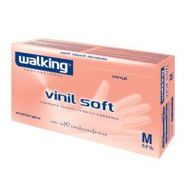 Guanti in vinile WALKING Vinil Soft 8 / M
