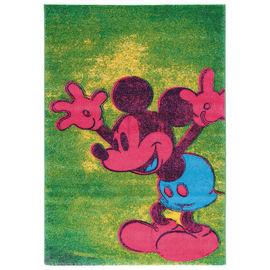 Tappeto Disney premium mickey popart multicolor 133x190 cm