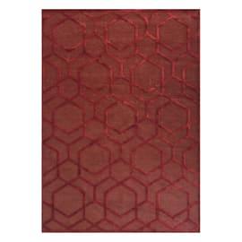 Tappeto Farashe ruggine mattone 160x230 cm