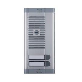 Pulsantiera esterna per citofono URMET 925/102 2 pulsanti