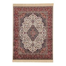 Tappeto persiano Orient farshian medallion multicolor 160x230 cm