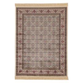 Tappeto persiano Orient farshian herati 1 beige 160x230 cm