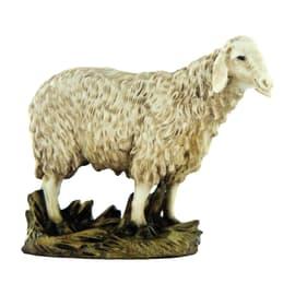 Figura decorativa animale in resina H 10 cm