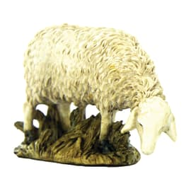 Figura decorativa animale in resina H 12 cm