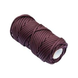 Corda a treccia in polipropilene STANDERS L 20 m x Ø 3 mm marrone