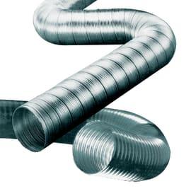 Tubo Tubo flessibile inox 316L m.1  Dn 80 mm in inox 316l (elevata resistenza in condizioni climatiche estreme) Ø 80 mm