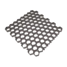 Griglia salvaprato grigio L 60 x H 56 cm, spessore 40 mm