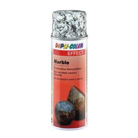 Smalto spray base solvente Marble 0.2 L nero