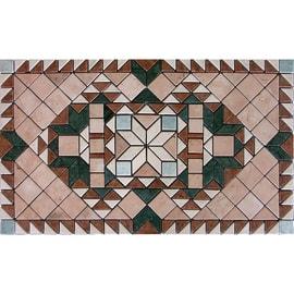 Piastrella decorativa Tappeto H 60 x L 100 cm multicolore