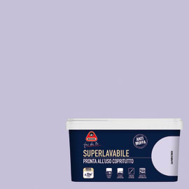 Pittura murale BOERO 2.5 L purple touch