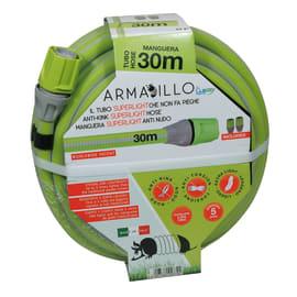 """Tubo di irrigazione antisvergolamento e antitorsione Armadillo Kit 30 MT 5/8\"""" L 30 m"""