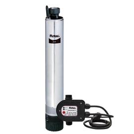 Pompa per pozzo FLOTEC Sub 8S Plus Auto acque chiare