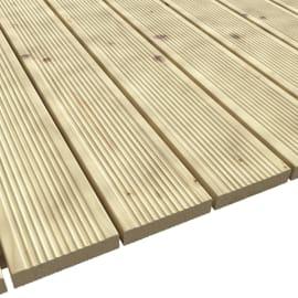 Pavimento per gazebo L 314 x P 314x H 314 cm