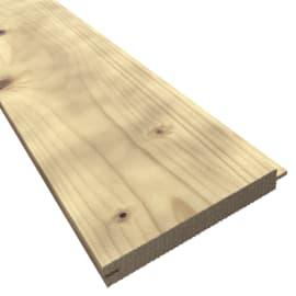 Copertura per pergola in legno Flamingo / Eagle 3 x 5.94 m 594 x 300 cm marrone