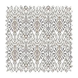 Tessuto Samarcanda maiolica azzurro 280 cm