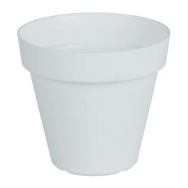 Vaso Capri ARTEVASI in polipropilene H 27 cm, L 30 x Ø 30 cm