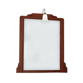 Specchio con faretto bagno rettangolare Laura L 100 x H 113 cm
